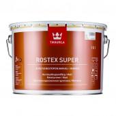 Tikkurila Rostex Super (Тиккурила Ростекс Супер) 10.0 л светло-серый - противокоррозионная грунтовка