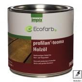 Impra (Импра) profilan-teoma Holzöl - масло для террас и садовой мебели 2,5л