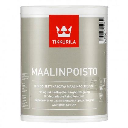 Tikkurila Maalinpoisto 1 л - средство для удаления краски