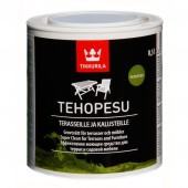 Tikkurila Tehopesu (Тиккурила Техопесу) 0.5 л - эффективное моющее средство