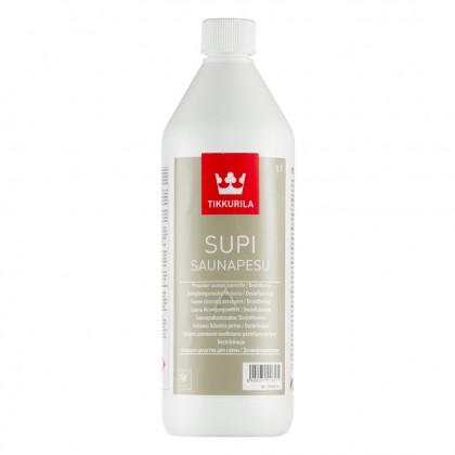 Tikkurila Supi Saunapesu 1,0 л - моющее средство