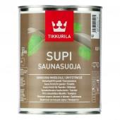 Tikkurila Supi Saunasuoja (Тиккурила Супи Саунасуоя) 0.9 л - защитный состав