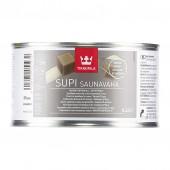Tikkurila Supi Saunavaha (Тиккурила Супи Саунаваха) 0.225 л - защитный воск, белый