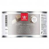 Tikkurila Supi Saunavaha (Тиккурила Супи Саунаваха) 0.33 л - защитный воск, белый