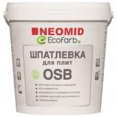 Шпатлевка Neomid (Неомид) для плит OSB (ОСБ)