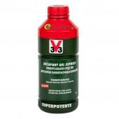 V33 (В33) Decapant 1,0 л - универсальное средство для снятия лакокрасочных покрытий