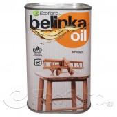 Belinka Oil Interier масло для древесины с воском для внутренних работ