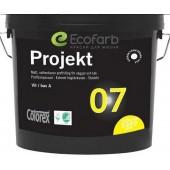 Project 07 - акриловая краска для внутренних работ