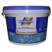 Краска акриловая DIAMANT Для стен и потолков