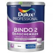 Dulux Bindo 2 Глубокоматовая краска для потолков 4,5 л