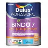 Dulux Bindo 7 Матовая краска для стен и потолков 0,9 л База BC