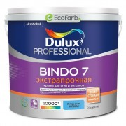 Dulux Bindo 7 Матовая краска для стен и потолков 2,25 л База BC