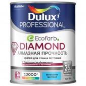 Dulux Diamond Matt Матовая износостойкая краска для стен и потолков