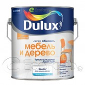 Dulux (Дулюкс) Мебель и дерево - краска для дерева, ЛДСП, МДФ