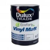 Dulux Vinyl Matt Глубокоматовая краска для стен и потолков