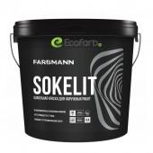 Farbmann Sokelit - латексная цокольная краска База LA