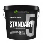 Farbmann Standart 5 - матовая латексная краска База A