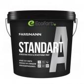 Farbmann Standart A - латексная фасадная краска База LA