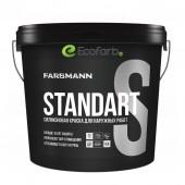 Farbmann Standart S - латексная силиконовая фасадная краска База LA