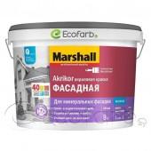 Marshall Akrikor Фасадная (Маршалл) акриловая краска