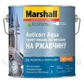 Marshall Anticorr Aqua (Маршалл Антикорр Аква) грунт-эмаль по металлу 3 в 1