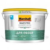 Marshall Maestro Для Обоев (Маршалл Маэстро) глубокоматовая краска