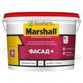 Marshall Фасад+ (Маршалл) фасадная глубокоматовая краска