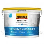 Marshall Maestro Гостиные и спальни (Маршалл Маэстро) глубокоматовая краска