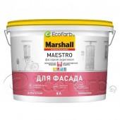 Marshall Maestro Для Фасада (Маршалл Маэстро) глубокоматовая акриловая краска