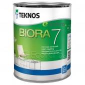 Матовая акрилатная дисперсионная краска Teknos Biora 7 (Текнос Биора 7)