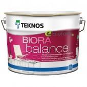 Teknos Biora Balance матовая краска для стен и потолков