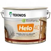 Teknos Hello 40 полуглянцевый специальный лак