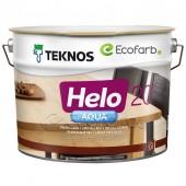 Teknos Hello Aqua 20 полуматовый специальный лак