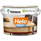 Teknos Hello Aqua 40 полуглянцевый специальный лак