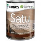 Teknos Satu Saunavaha воск для сауны