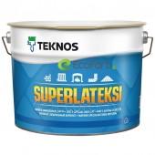 Teknos Superlateksi матовая краска для стен и потолков