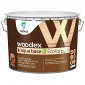Teknos (Текнос) Woodex Aqua Base грунтовочный антисептик