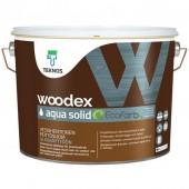 Teknos Woodex Aqua Solid кроющий антисептик на водной основе