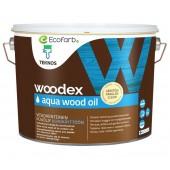 Teknos Woodex Aqua Wood Oil масло для дерева на водной основе