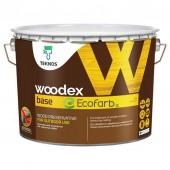 Teknos (Текнос) Woodex Base грунтовочный антисептик