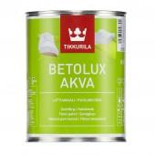 Tikkurila Betolux Akva (Тиккурила Бетолюкс Аква) 0.9 л Базис A - краска для полов