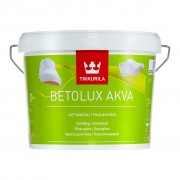 Tikkurila Betolux Akva (Тиккурила Бетолюкс Аква) 2.7 л Базис A - краска для полов