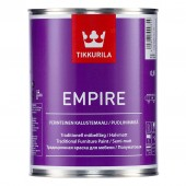 Tikkurila Empire (Тиккурила Эмпире) 0.9 л Базис A - краска для мебели