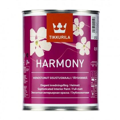 Tikkurila Harmony 0,9 л база C - краска для интерьера