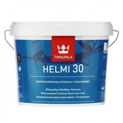 Tikkurila Helmi 30 2.7 л - краска для мебели