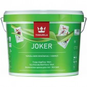 Tikkurila Джокер - Joker моющаяся краска для интерьера 9л С
