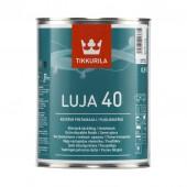 Tikkurila Luja 40 (Тиккурила Луя 40) 0,9 л база C - покрывная краска, полуглянцевая