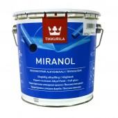 Tikkurila Miranol (Тиккурила Миранол) 2.7 л Базис A - алкидная эмаль