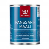 Tikkurila Panssarimaali (Тиккурила Панссаримаали) 0.9 л Базис A - краска для металлических крыш