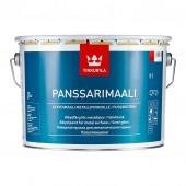 Tikkurila Panssarimaali (Тиккурила Панссаримаали) 9.0 л Базис A - краска для металлических крыш